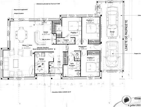 plan interieur maison gratuit plan d int 233 rieur de maison