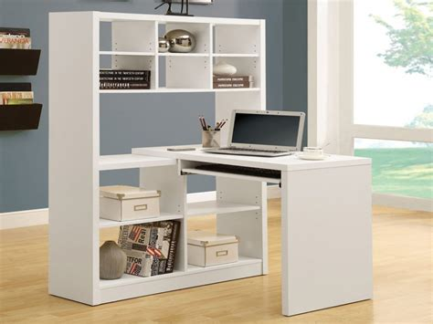 corner desk hutch white corner desk with shelves white