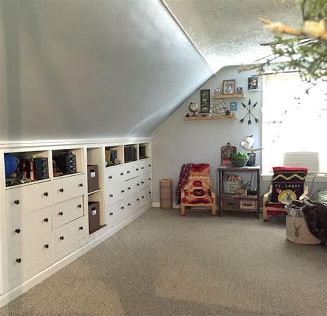 Closet Organization Ideas For Slanted Roof Attic Space by Fitting Closet Organization Ideas For Slanted Roof Attic