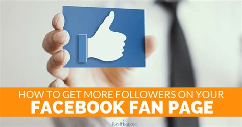 buy facebook fan page followers marketing strategy to get more followers on your facebook
