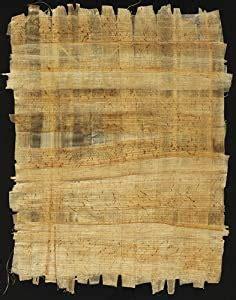 "Amazon.com: Light Egyptian Papyrus- 12""x16"""