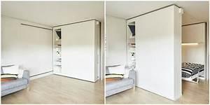 Ikea Cloison Amovible : des cloisons mobiles pour adapter le volume de mes combles mes envies ~ Melissatoandfro.com Idées de Décoration