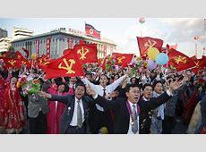 Solidarity with the Korean People international