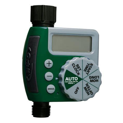 orbit 1 dial electronic hose timer walmart com