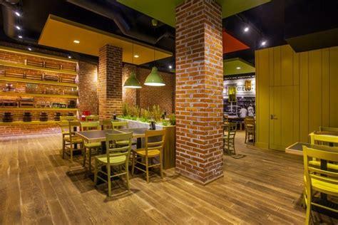 tropsfood fast food restaurant   design sofia