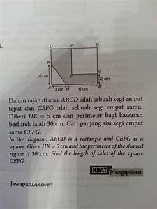 Geometry - Perimeter Question