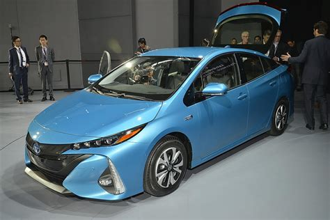 2017 Toyota Prius Prime Rated At 133 Mpge News The