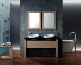 meuble salle de bain 2 vasques bois massif haut de gamme