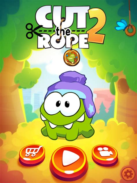 cut the rope 2 review entertaining childish tested on the mini tablet news