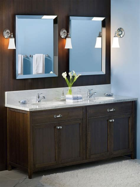 vanity bathroom ideas 9 bathroom vanity ideas hgtv