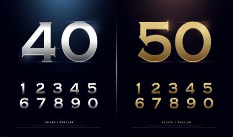 Number Vectors, Photos And Psd Files