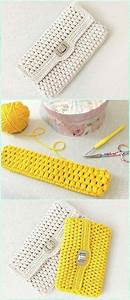 Best 25  Crochet Clutch Ideas On Pinterest