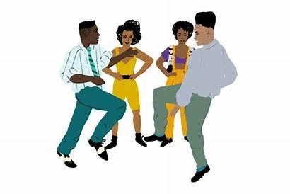 Dance Scenes Dancing Cartoon Play Kid Movies