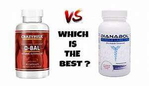 Dianabol Workout Pills
