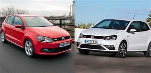 Polo V : 2015 facelifted volkswagen polo gti old vs new compared carwow ~ Gottalentnigeria.com Avis de Voitures