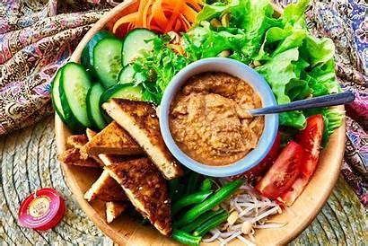 Gado Indonesian Salad Traditional Journal Recipes