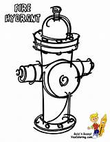 Fire Coloring Hydrant Pages Truck Colouring Trucks Service Azcoloring Az Template Police Transportation Boys Cars Yescoloring Sketch Credit Larger sketch template