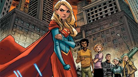 review supergirl  comiconverse