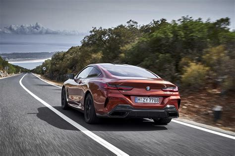 Review Bmw 8 Series Coupe by 2019 Bmw 8 Series Coupe Drive Review Punching Above