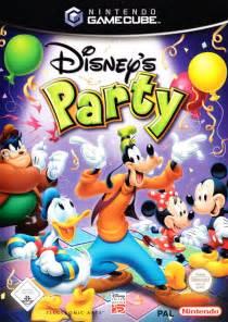 disneys party  gamecube  ad blurbs mobygames
