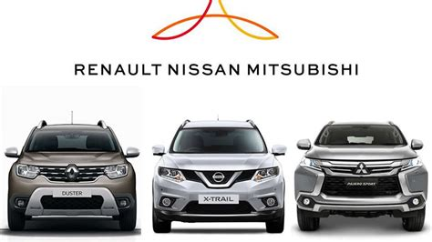 Nissan Renault by L Alliance Renault Nissan Mitsubishi Num 233 Ro 1 Mondial
