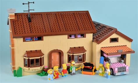 71006 The Simpsons House, Final Part