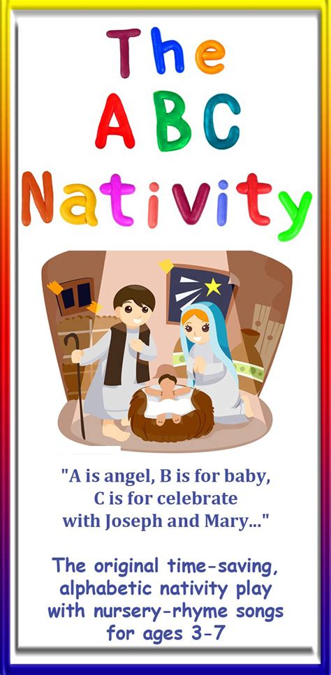 the abc nativity editable nativity play script with 614 | be3f7f2126738604ecc98d52e7132603