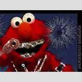 Gangster Elmo Smoking Weed | 480 x 360 jpeg 16kB