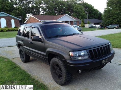 99 Jeep Grand by Armslist For Sale Trade Custom 99 Jeep Grand