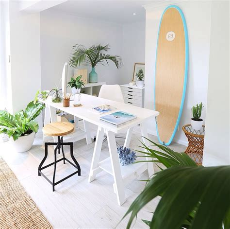 Surf Decor - 14 surfboards that work perfectly as chic decor