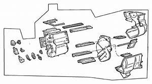 Dodge Grand Caravan Actuator  Blend Door  Used For  Right And Left  Grouplead  Doorpassenger