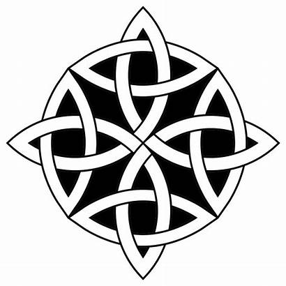 Celtic Knot Circle Cross Clip Clipart Transparent