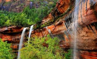 zion emerald pools trail visit utah