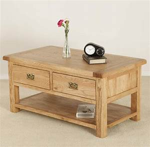 30 best ideas of small coffee tables with drawer With small wooden coffee table with drawers