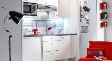 gagner une cuisine cuisine escamotable 3 aménagements pour gagner de la place