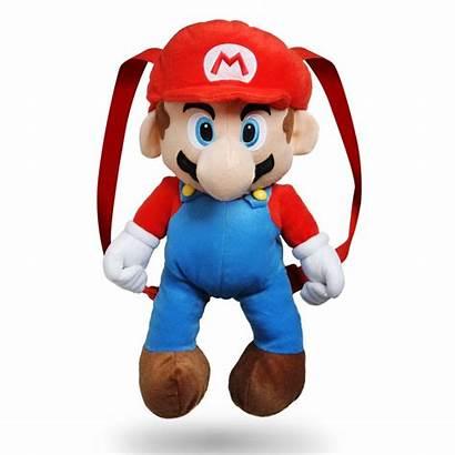Mario Plush Yoshi Super Backpacks Toys Backpack