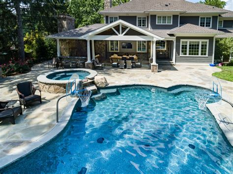 Pools By Design Nj  Custom Inground Pool And Spas Across
