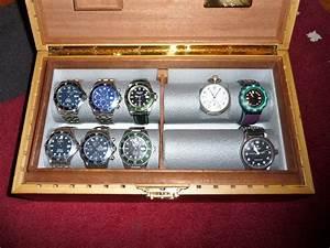 Ich Bau Mir Eine Höhle : ich bau mir eine nette uhrenbox uhrforum ~ Watch28wear.com Haus und Dekorationen