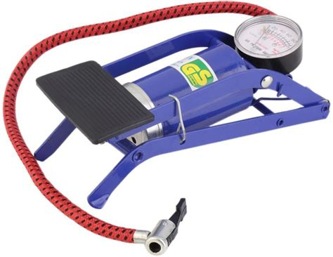 Cierie 100 Psi Tyre Air Pump For Car & Bike Price In India