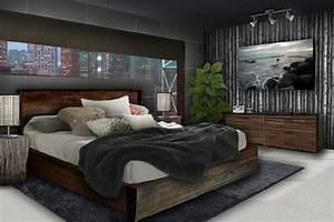 apartment bedroom Studio Apartment Decorating For Men