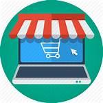 Shopping Icon Commerce Market Web Order Purchase