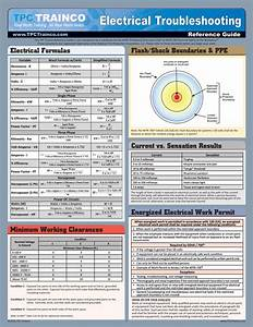 Electrical Troubleshooting Quick Reference Guide  U2013 Tpc