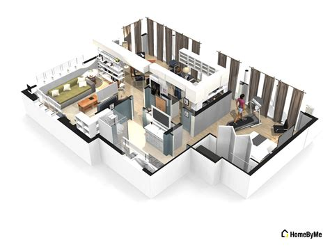 Home By Me :  Design Your Home In 3d