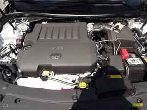 2012 Toyota Camry Se V6 Engine Photos