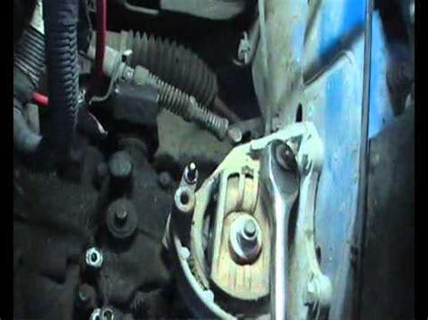 remove  gearbox fit clutch   fiat punto  slx