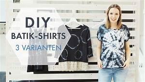 Batik Shirt Diy : diy batik shirts 3 coole batik techniken zum selbermachen stylight ~ Eleganceandgraceweddings.com Haus und Dekorationen