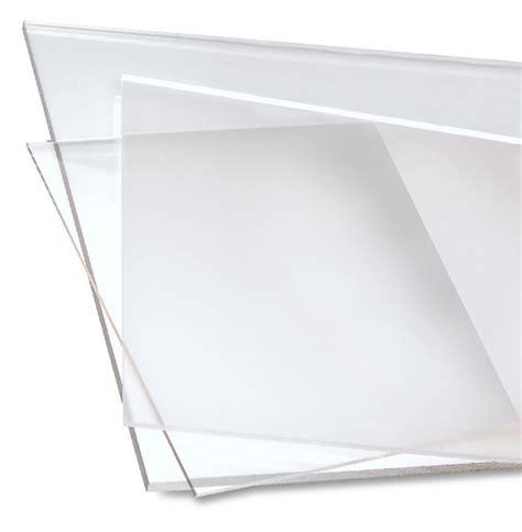 clear acrylic sheets blick materials