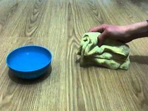 Nettoyer Du Parquet : nettoyer le parquet entretien du parquet ou plancher youtube ~ Premium-room.com Idées de Décoration