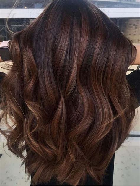 shades  brunette hair colors  women  wear