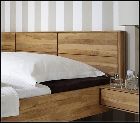 Bett Mit Kopfteil Ablage  Betten  House Und Dekor